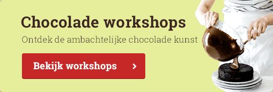 Ga naar chocolade workshops