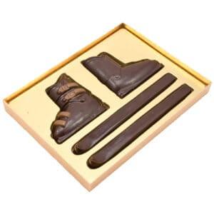 Ski Set Pure chocolade