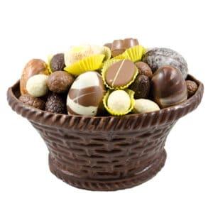 Mand Groot Pure Chocolade