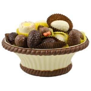 Mand Klassiek Witte Chocolade