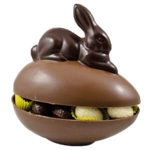 Ei Bonbon Met Haas Melk Chocolade