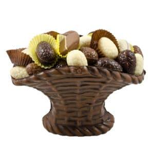 Mand Groot Ei Melkchocolade