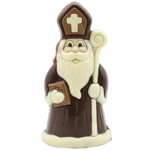 Pure chocolade Sinterklaas voorzijde