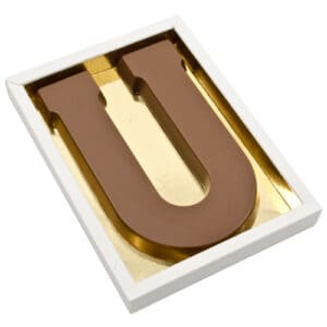 Chocoladeletter U