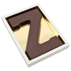 Chocoladeletter Z